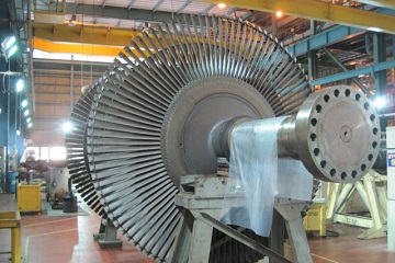 Gas Turbine Overhaul