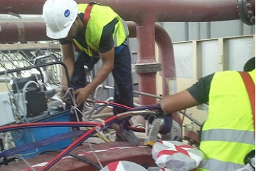 On-Site Mechanical Work